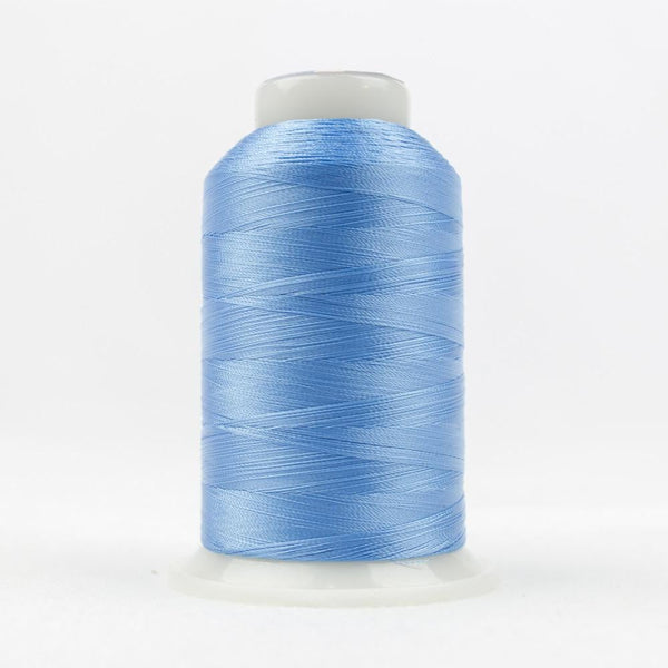 DecoBob 80wt/2ply Cottonized Polyester Sky blue thread
