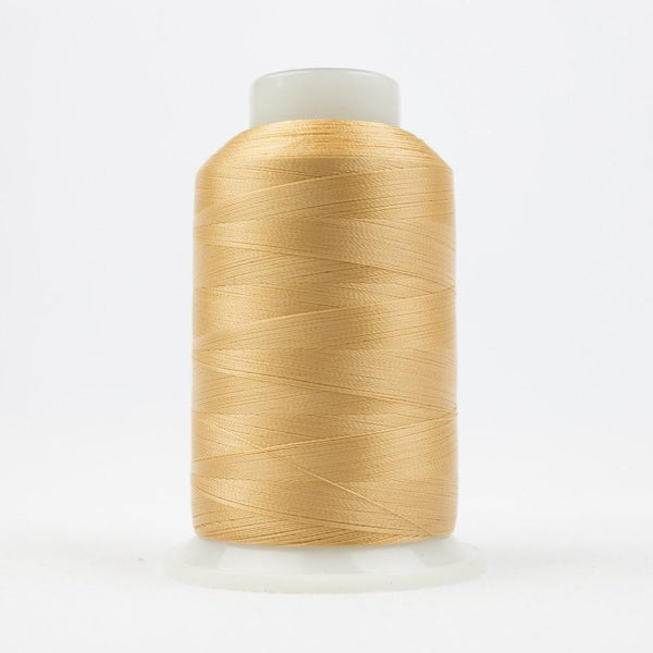 DecoBob 80wt/2ply Cottonized Polyester Peach thread