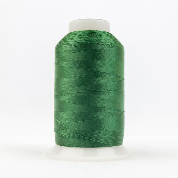 DecoBob 80wt/2ply Cottonized Polyester Evergreen
