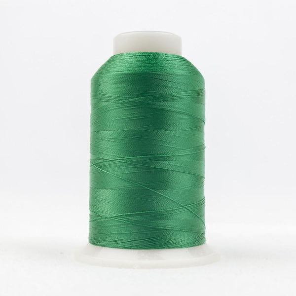 DecoBob 80wt/2ply Cottonized Polyester emerald green