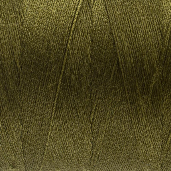 DS104 - Designer All purpose 40wt Polyester Olive Thread - wonderfil-online-eu
