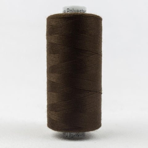 Designer 40wt All-Purpose Polyester Bakers Chocolate thread