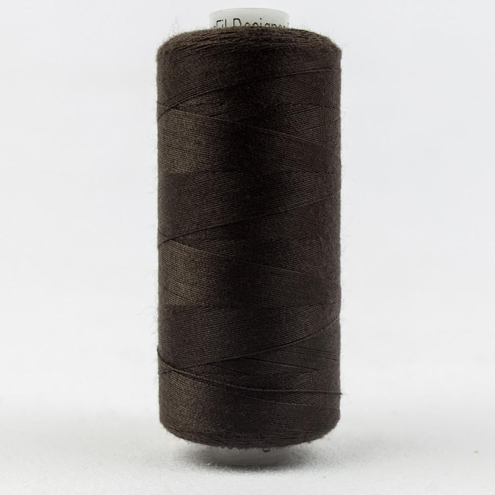 DS107 - Designer All purpose 40wt Polyester Wood Bark Thread - wonderfil-online-eu