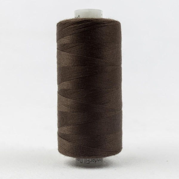 DS109 - Designer All purpose 40wt Polyester Cocoa Bean Thread - wonderfil-online-eu