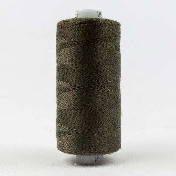 DS113 - Designer All purpose 40wt Polyester Turtle Green Thread - wonderfil-online-eu