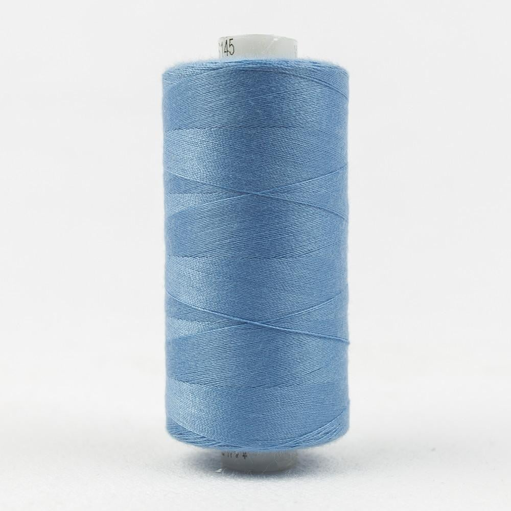 DS145 - Designer All purpose 40wt Polyester Jordy Blue Thread - wonderfil-online-eu