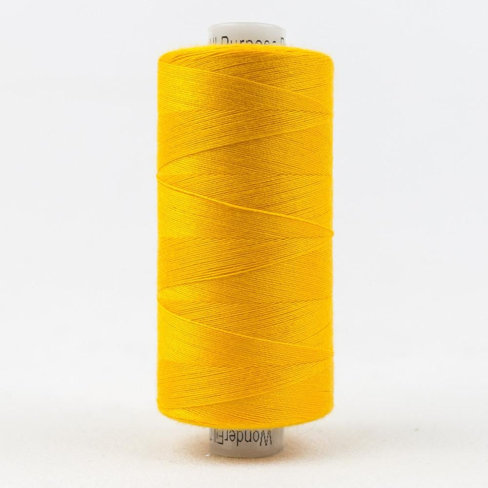 DS163 - Designer All purpose 40wt Polyester Orange Peel Thread - wonderfil-online-eu