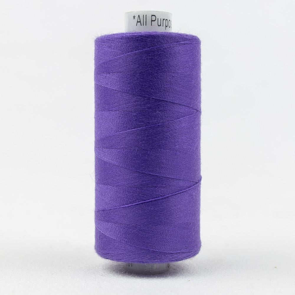 DS193 - Designer All purpose 40wt Polyester Royal Purple Thread - wonderfil-online-eu