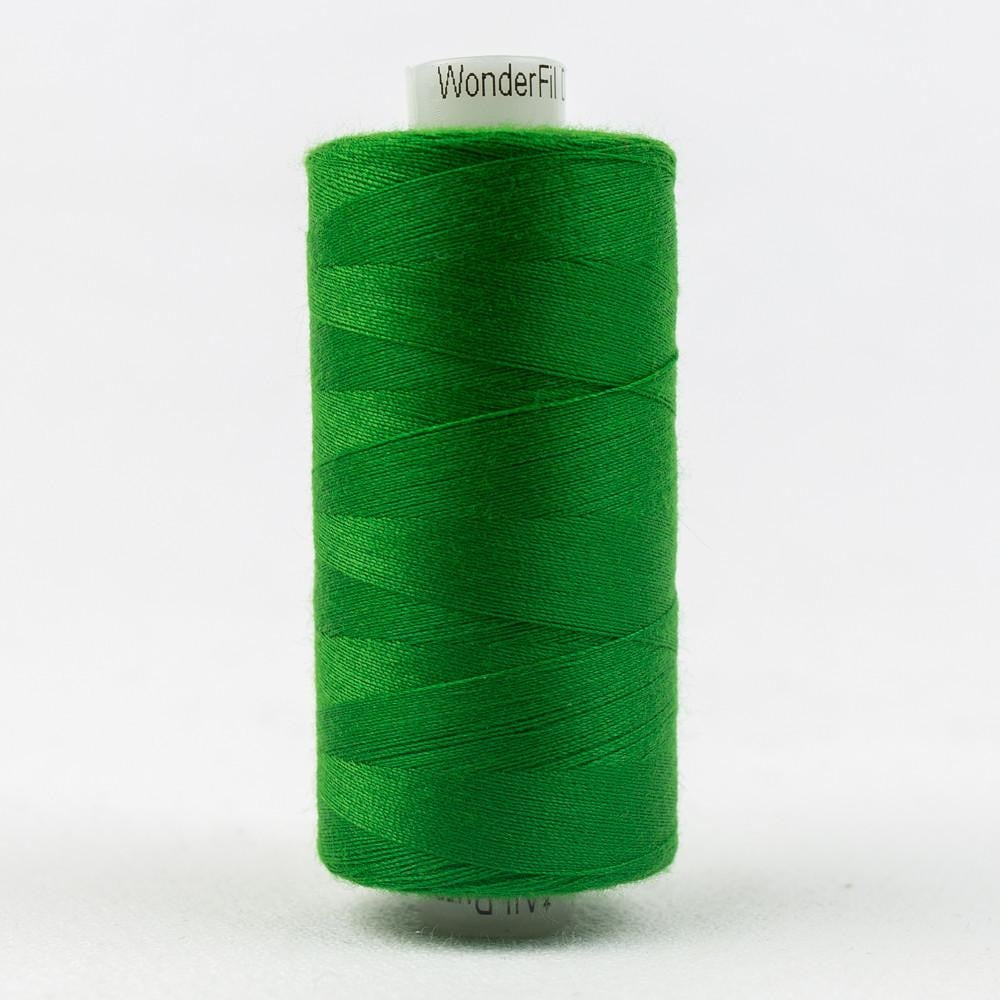 DS197 - Designer All purpose 40wt Polyester Forest Green Thread - wonderfil-online-eu