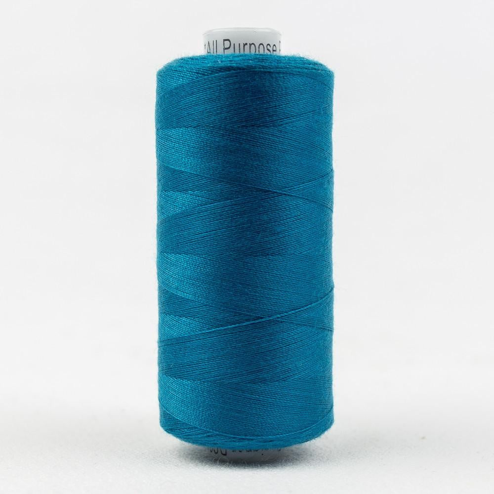 DS212 - Designer All purpose 40wt Polyester Eastern Blue Thread - wonderfil-online-eu