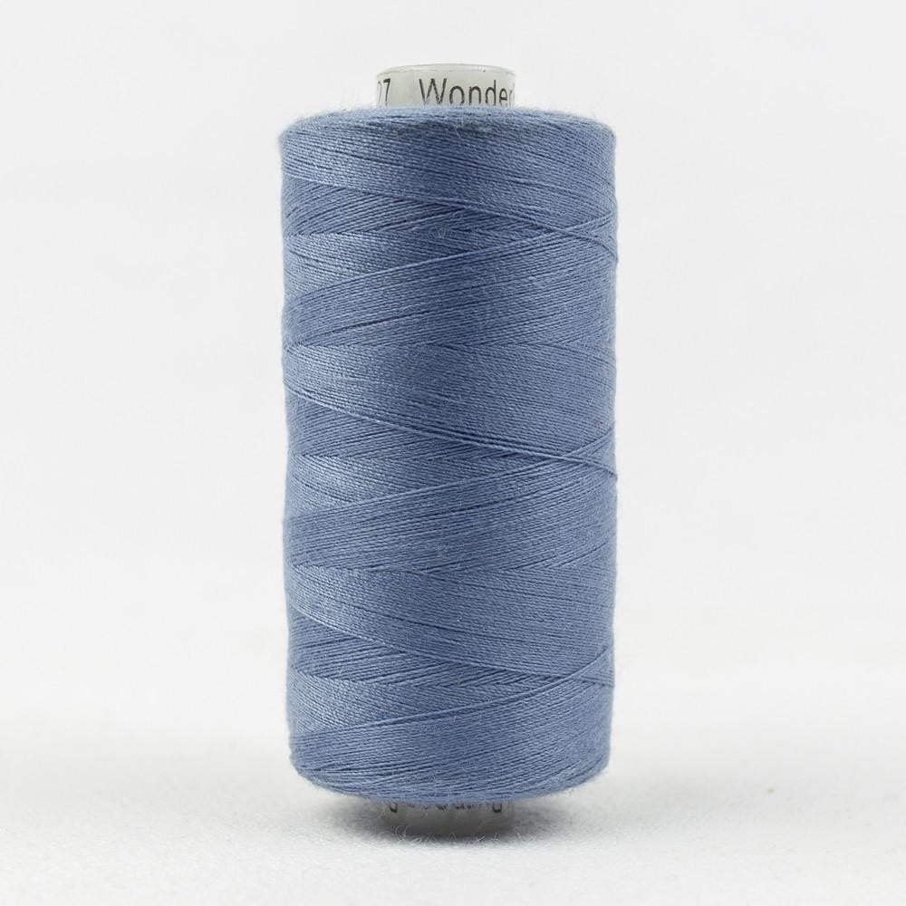 DS227 - Designer All purpose 40wt Polyester Waikama Grey Thread - wonderfil-online-eu