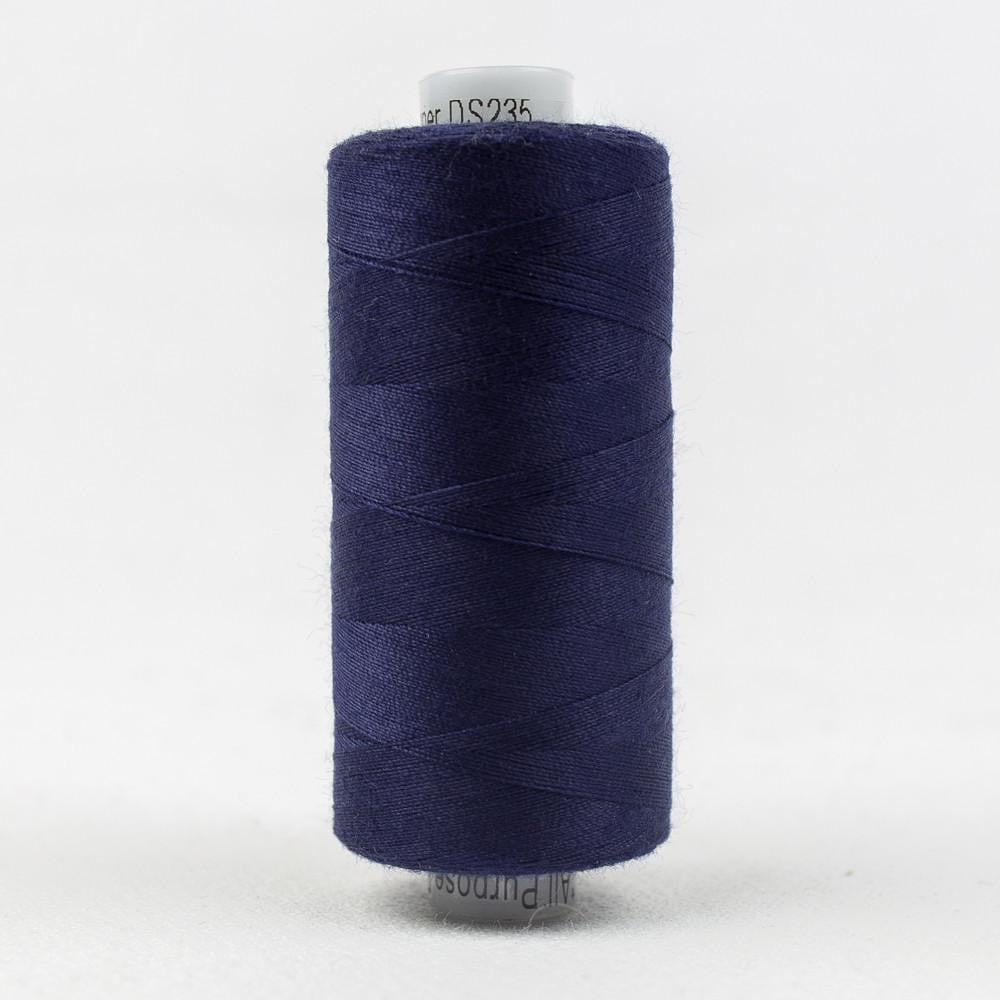 DS235 - Designer All purpose 40wt Polyester Christalle Thread - wonderfil-online-eu