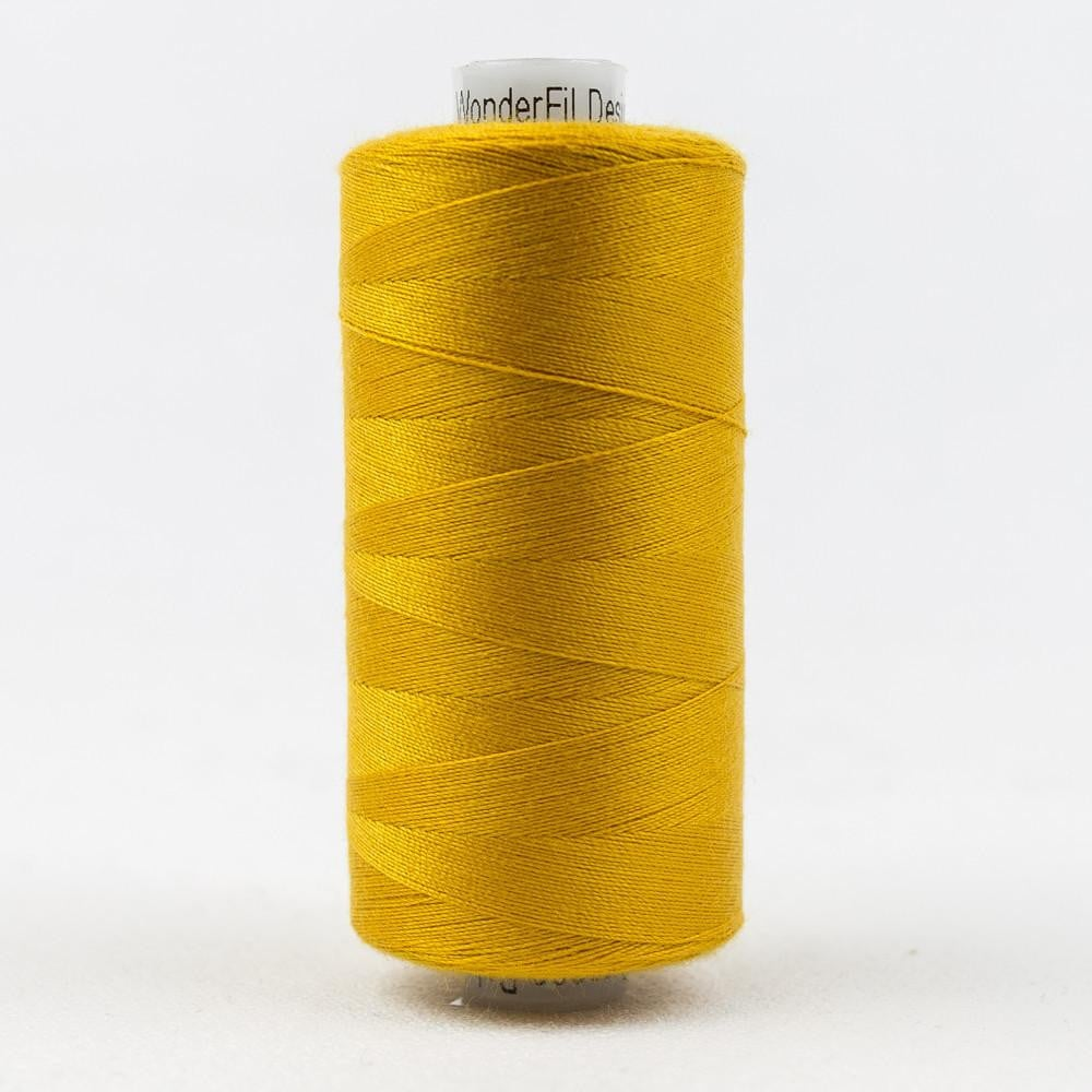 DS339 - Designer All purpose 40wt Polyester Golden Poppy Thread - wonderfil-online-eu
