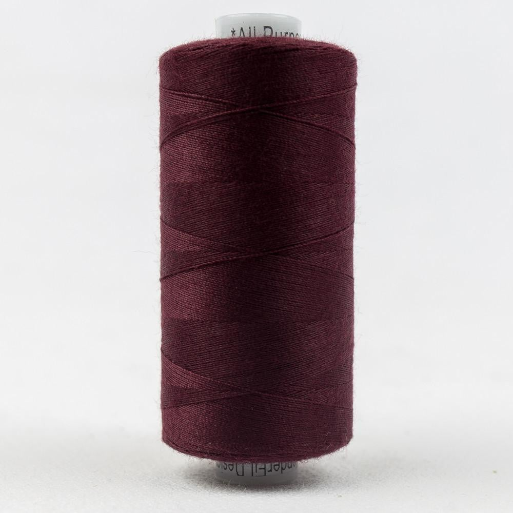 DS815 - Designer All purpose 40wt Polyester Tyrian Purple Thread - wonderfil-online-eu