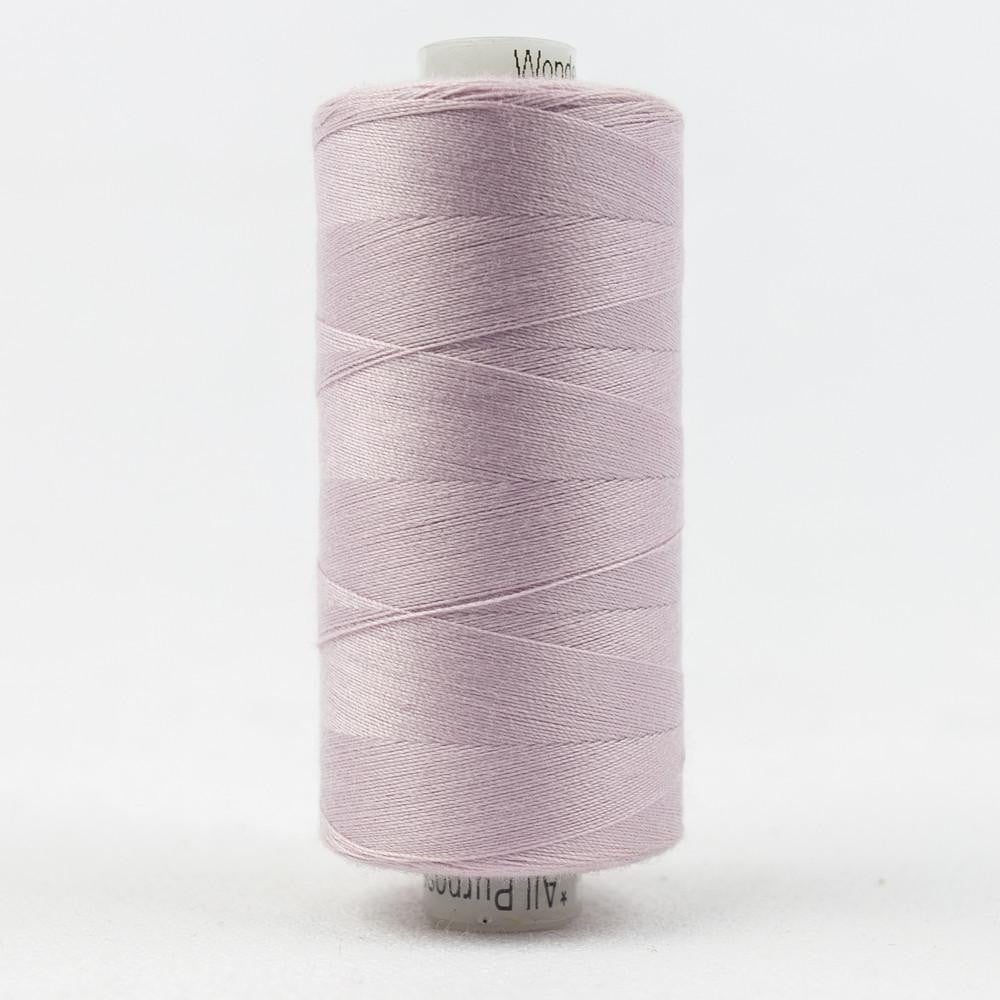 DS833 - Designer All purpose 40wt Polyester Baby Pink Thread - wonderfil-online-eu