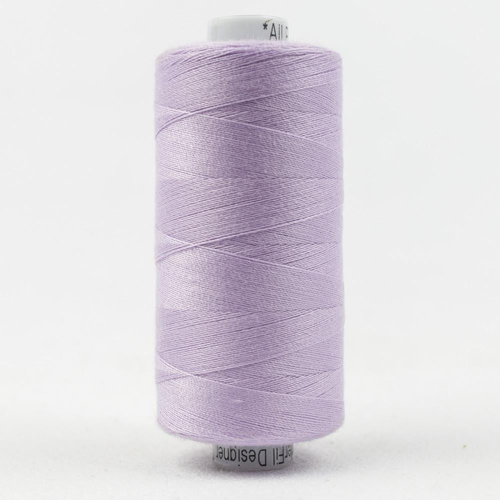 DS834 - Designer All purpose 40wt Polyester Lilac Whimsy Thread - wonderfil-online-eu
