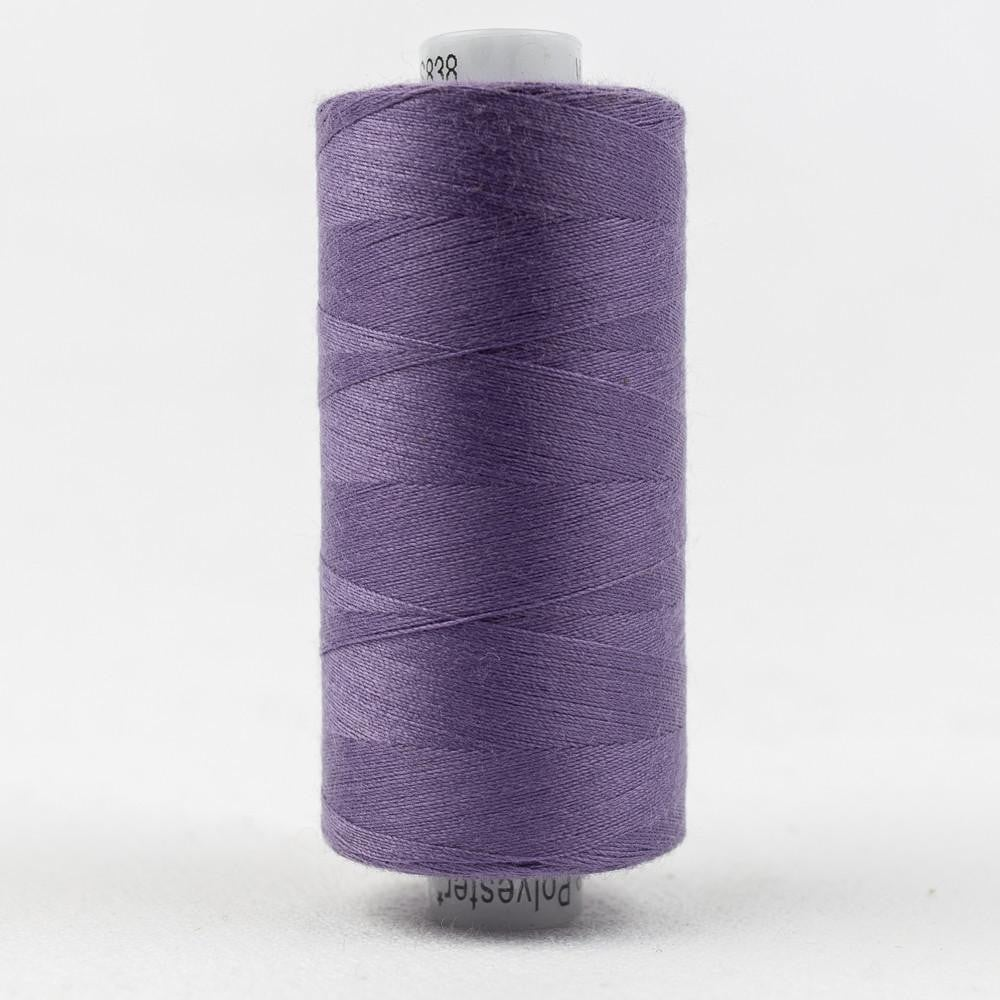 DS838 - Designer All purpose 40wt Polyester Plum Pie Thread - wonderfil-online-eu