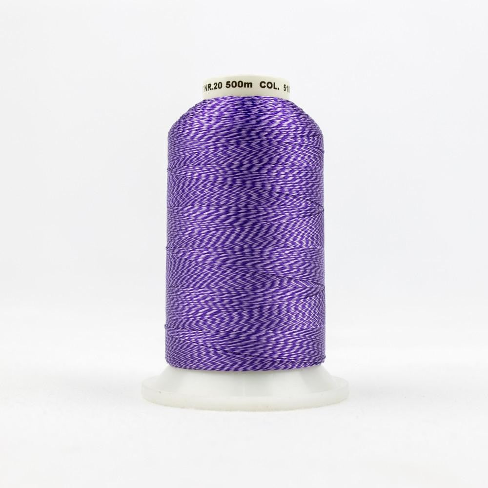 DT9007 - Rayon Purple Thread 20wt - wonderfil-online-eu