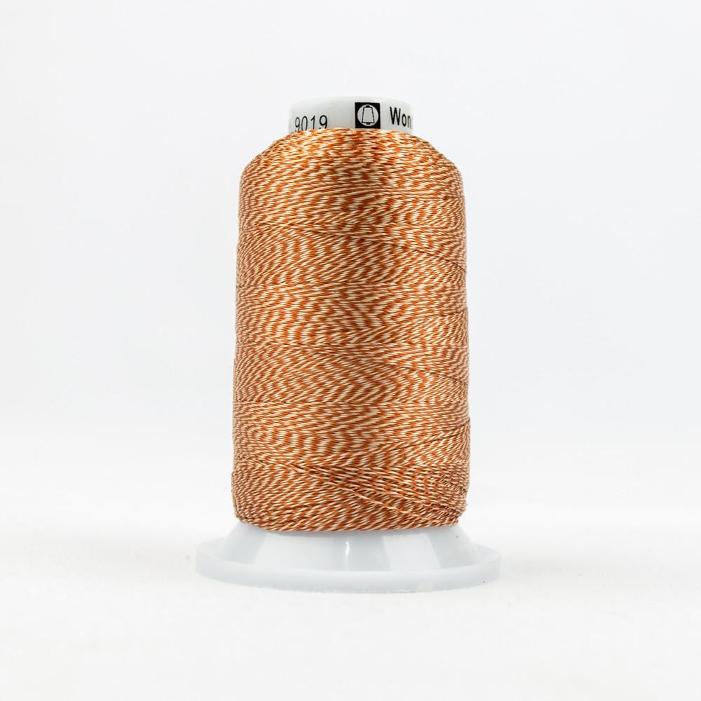 DT9019 - Rayon Rust Thread 20wt - wonderfil-online-eu
