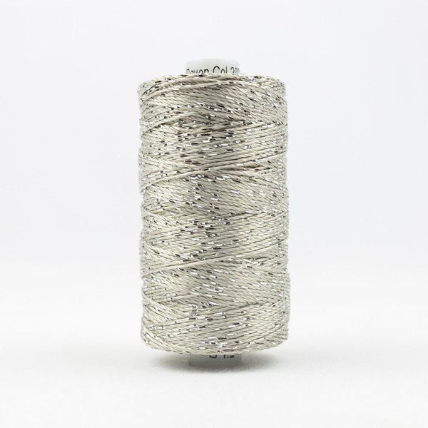 DZ2000 - Rayon and Metallic Silver Thread - wonderfil-online-eu