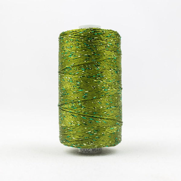 DZ2235 - Rayon and Metallic Avocado Thread - wonderfil-online-eu