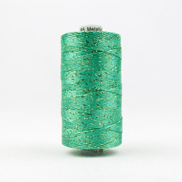 DZ68 - Rayon and Metallic Foam Green Thread - wonderfil-online-eu