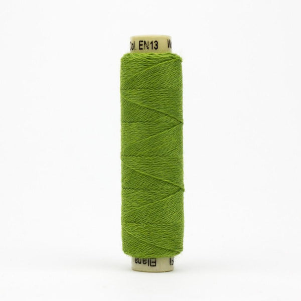 EN13 - Ellana 12wt Wool Acrylic Electric Lime Thread - wonderfil-online-eu