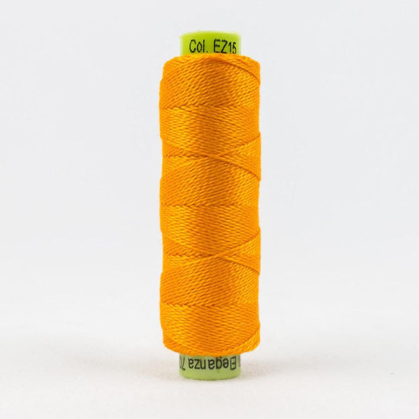 SSEZ815 - Eleganza 8wt Egyptian Cotton Orange Crush Thread - wonderfil-online-eu