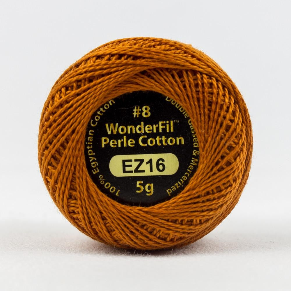 EL5G16 - Eleganza 8wt Egyptian Cotton Exotic Spice Thread - wonderfil-online-eu