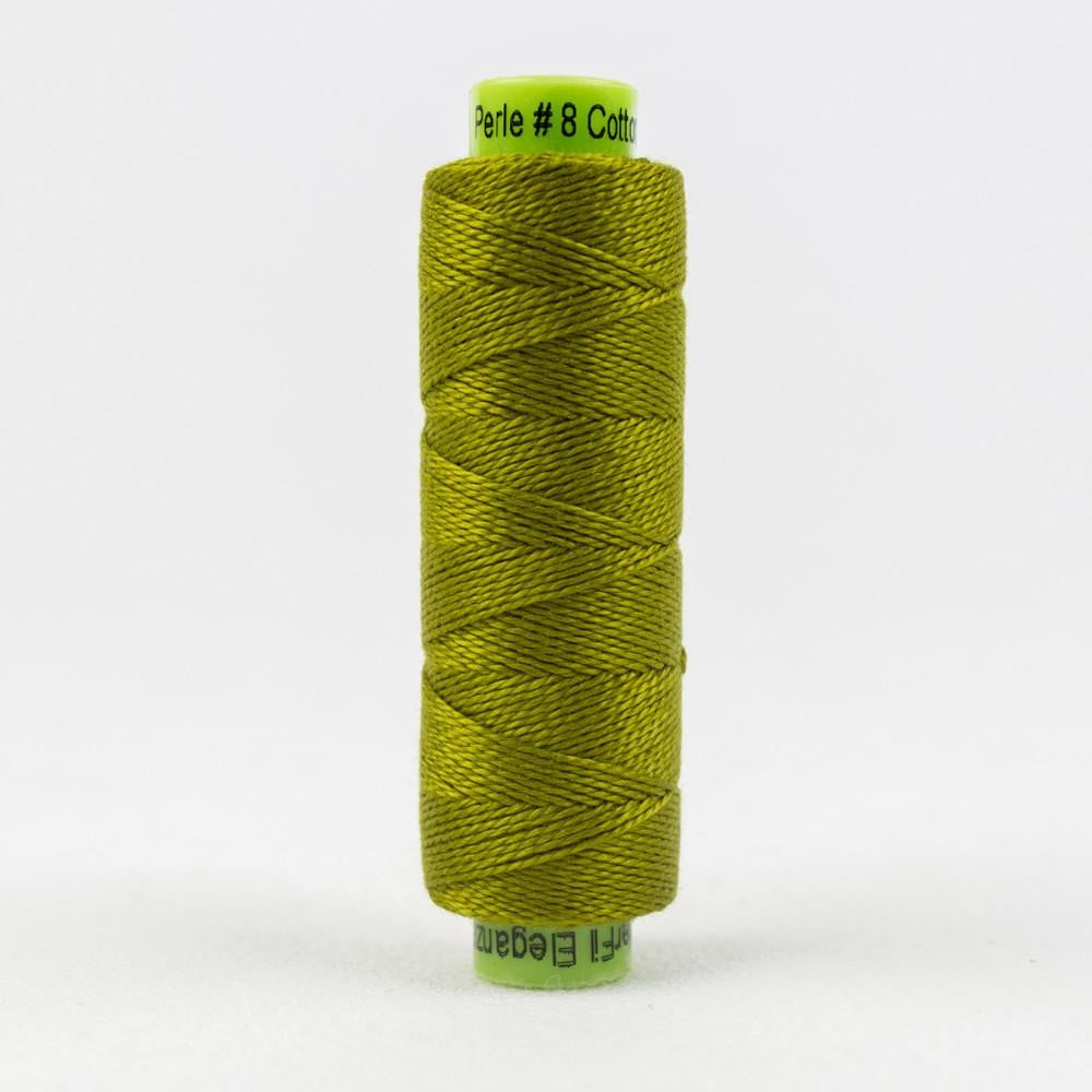 SSEZ832 - Eleganza 8wt Egyptian Cotton Bristle Grass Thread - wonderfil-online-eu