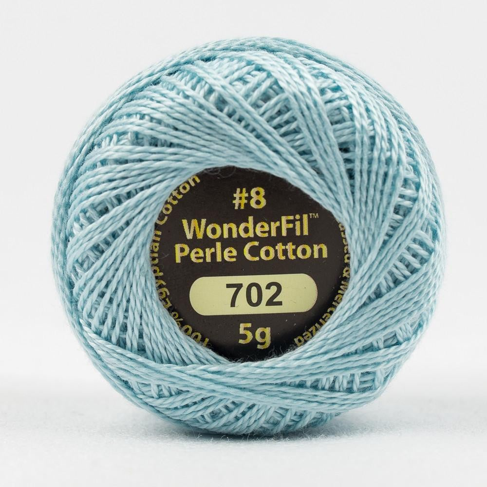 EL5G702 - Eleganza 8wt Egyptian Cotton Spring Rain Thread - wonderfil-online-eu