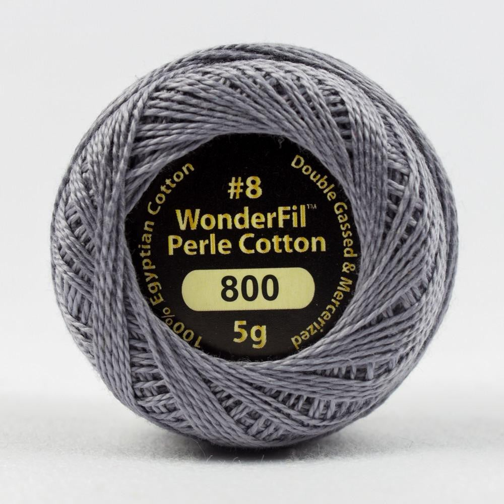 EL5G800 - Eleganza 8wt Egyptian Cotton Brewing Storm Thread - wonderfil-online-eu