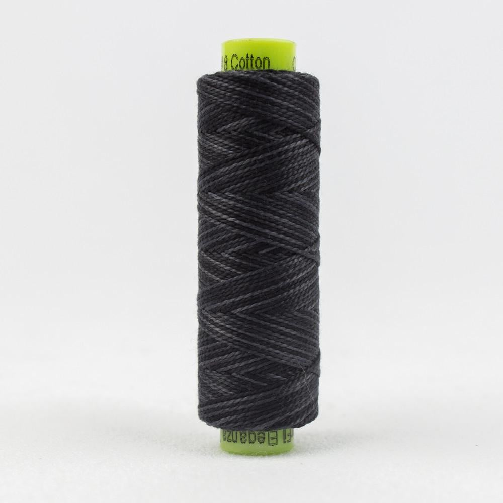 SSEZM804 - Eleganza 8wt Egyptian Cotton Carbon Thread - wonderfil-online-eu