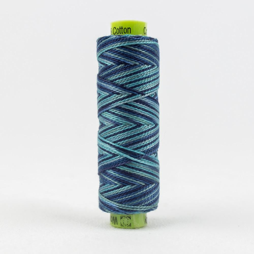 SSEZM818 - Eleganza 8wt Egyptian Cotton Deep Cove Thread - wonderfil-online-eu
