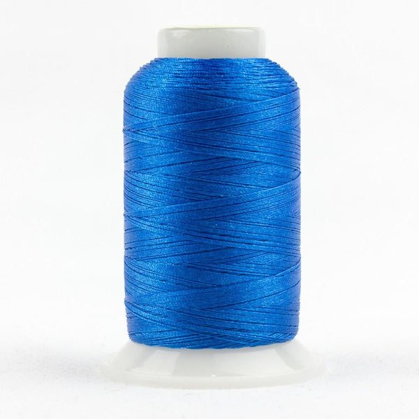 FB03 - FB02 - Fabulux 40wt Trilobal Polyester Neon Blueberry Thread - wonderfil-online-eu