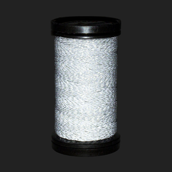FS01 - Flash 40wt Polyester Reflective Paloma Thread - wonderfil-online-eu