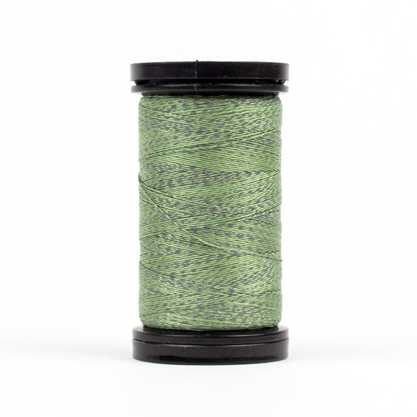 FS05 - Flash 40wt Polyester Reflective Pastel Green Thread - wonderfil-online-eu