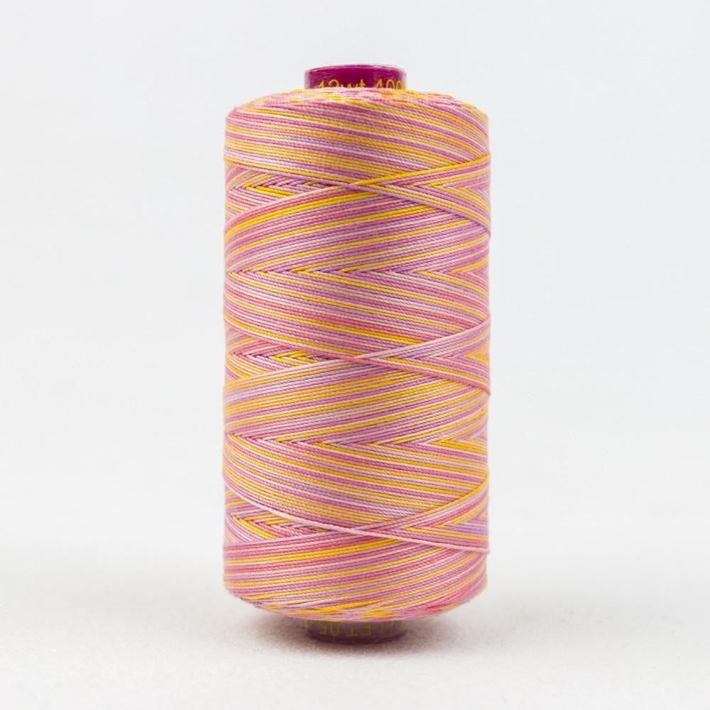 FT05 - Fruitti 12wt Egyptian Cotton Pansy Thread - wonderfil-online-eu