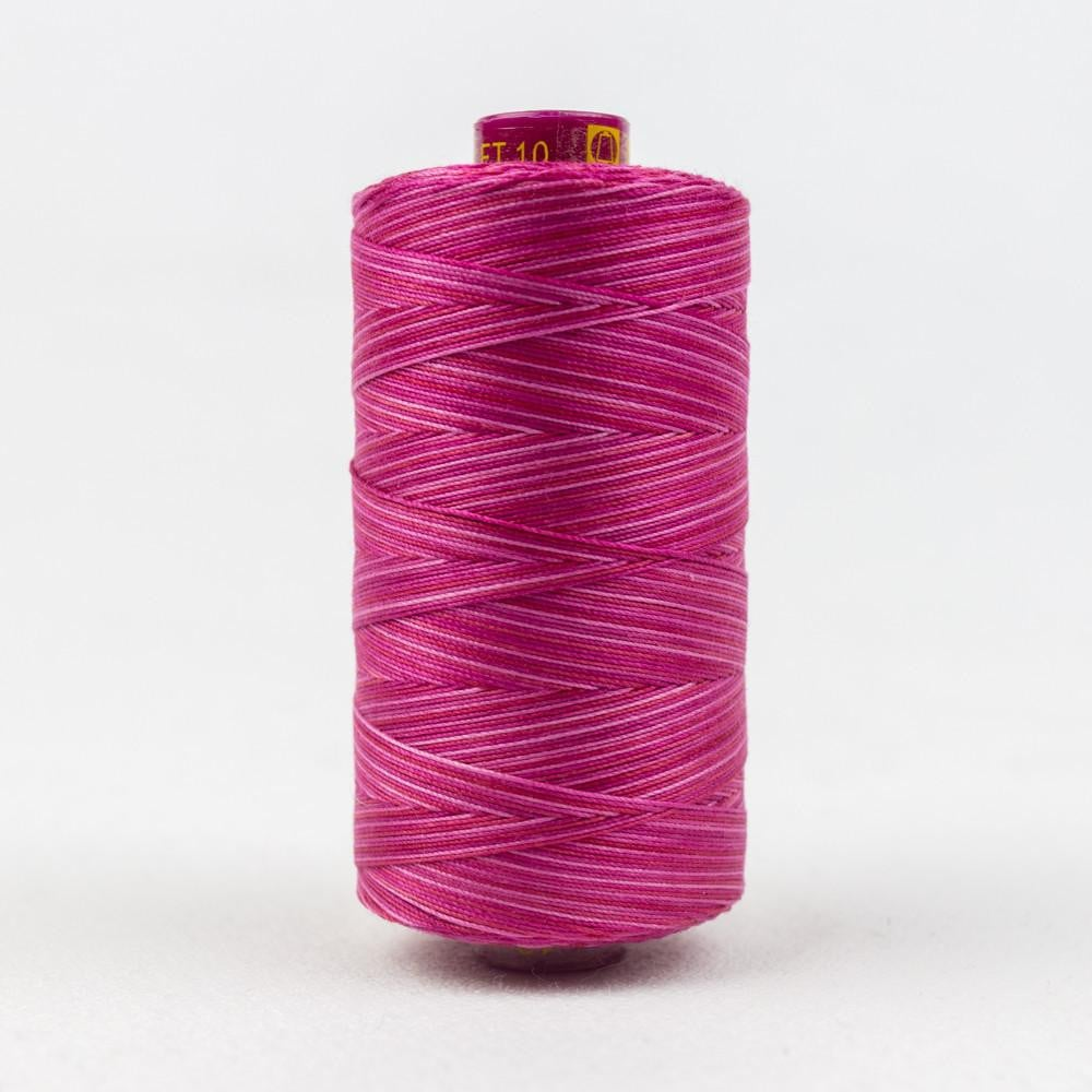FT10 - Fruitti 12wt Egyptian Cotton Roses Thread - wonderfil-online-eu