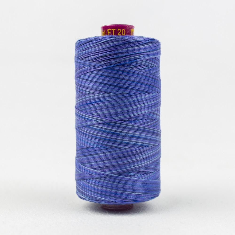 FT20 - Fruitti 12wt Egyptian Cotton Storm Thread - wonderfil-online-eu