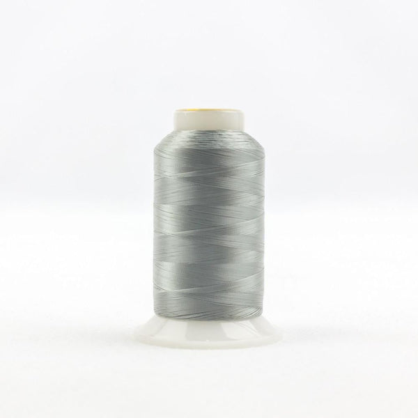 IF103 - InvisaFil 100wt Cotton Polyester Grey Thread - wonderfil-online-eu