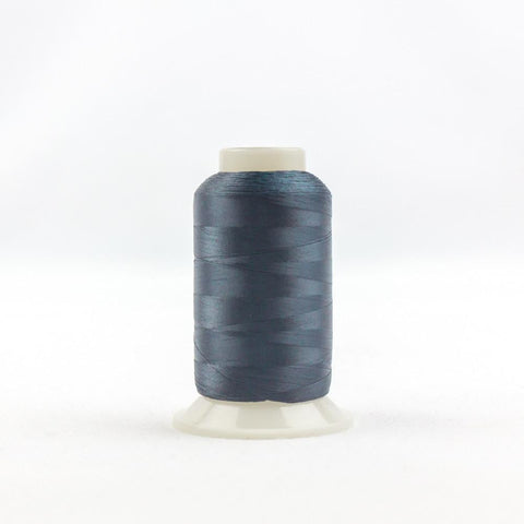 Cotton Polyester Blue Grey Thread