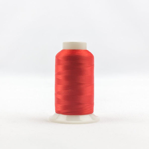 IF202 - InvisaFil 100wt Cotton Polyester Red Thread - wonderfil-online-eu