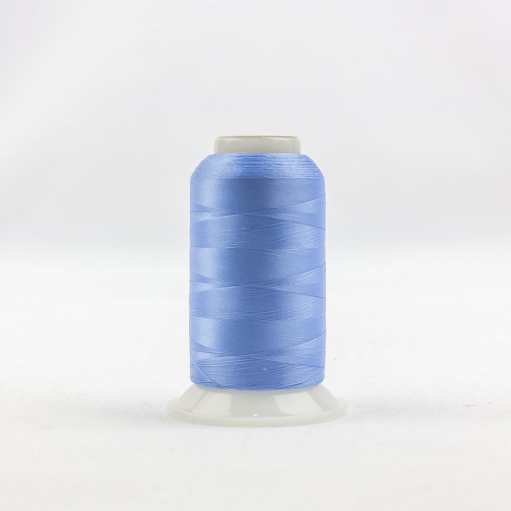 IF320 - InvisaFil 100wt Cotton Polyester Baby Blue Thread - wonderfil-online-eu