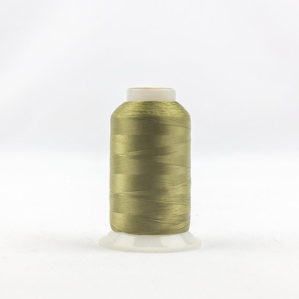 IF507 - InvisaFil 100wt Cotton Polyester Khaki Thread - wonderfil-online-eu