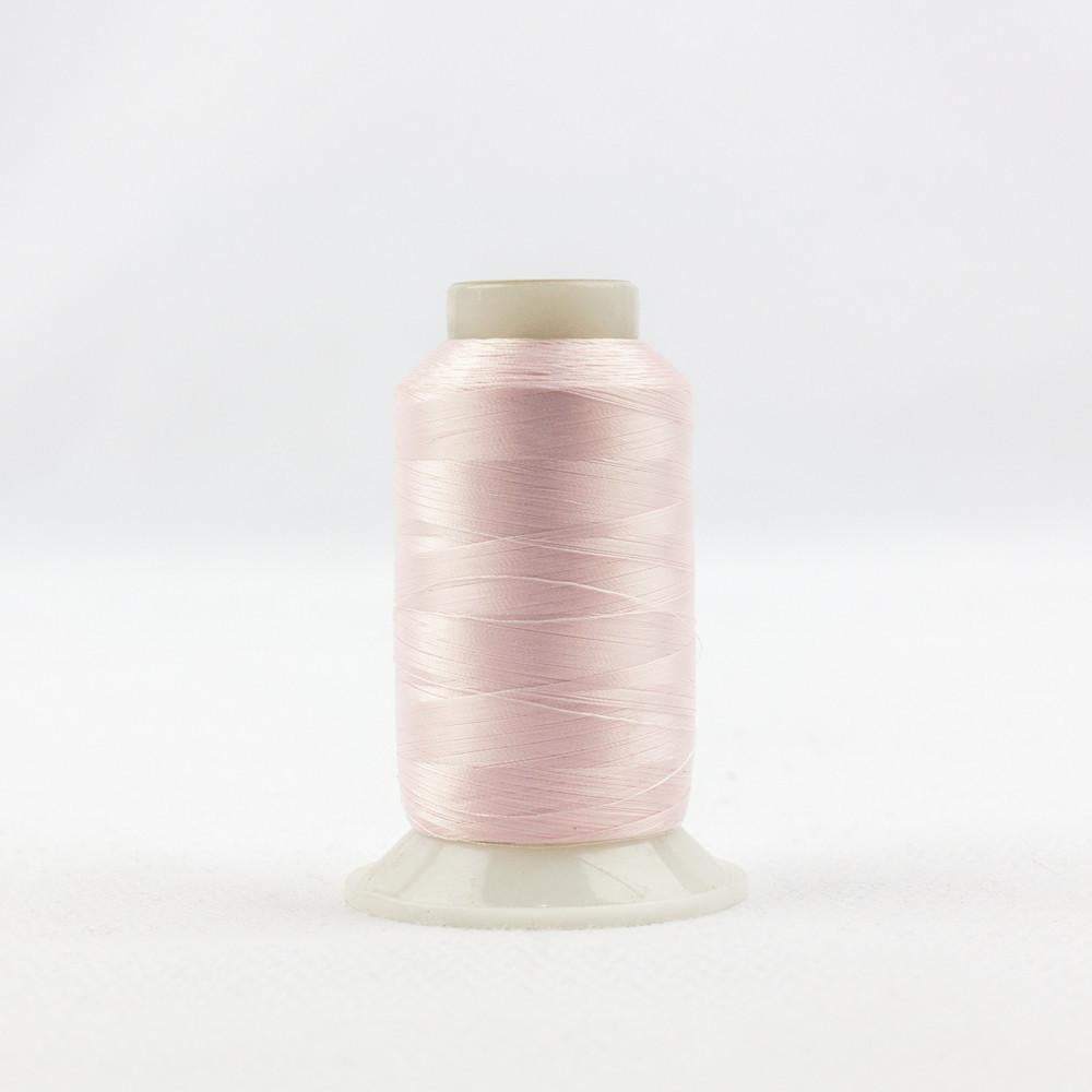 IF604 - InvisaFil 100wt Cotton Polyester Pastel Pink Thread - wonderfil-online-eu