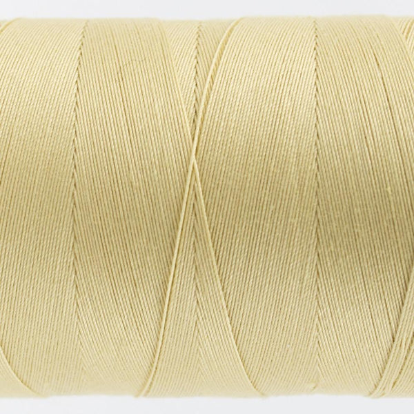 KT102 - Konfetti 50wt Egyptian Cotton Ecru Thread - wonderfil-online-eu