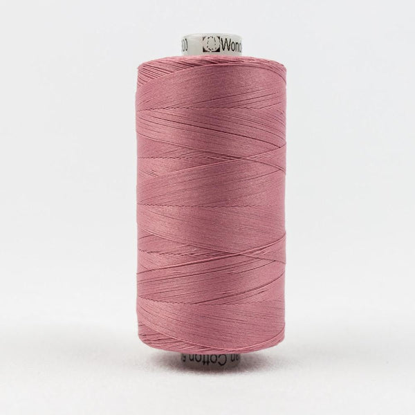 KT300 - Konfetti 50wt Egyptian Cotton Rose Thread - wonderfil-online-eu
