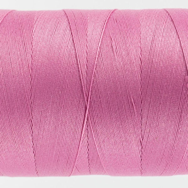 KT308 - Konfetti 50wt Egyptian Cotton Carnation Pink Thread - wonderfil-online-eu