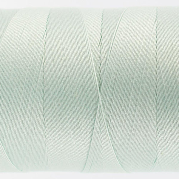 KT603 - Konfetti 50wt Egyptian Cotton Pale Blue Thread - wonderfil-online-eu